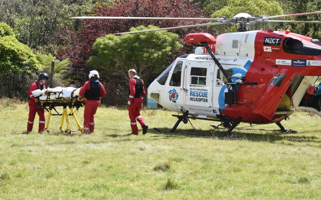 Nelson Marlborough Rescue Helicopter Trust