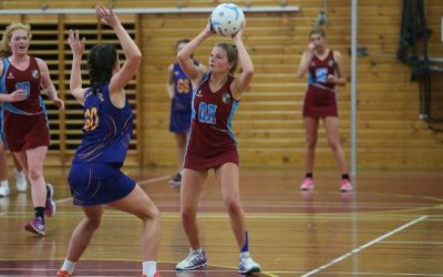 Nayland College Netball – June